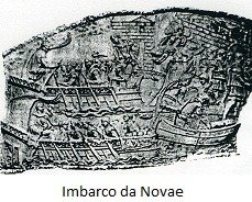 Imbarco da NOVAE