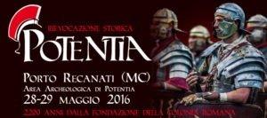 28 - 29 maggio - Potentia - Porto Recanati (MC) @ Porto Recanati | Marche | Italia