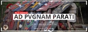 26-27 agosto - La Battaglia di Numistro - Muro Lucano (PZ) @ Muro Lucano | Basilicata | Italia