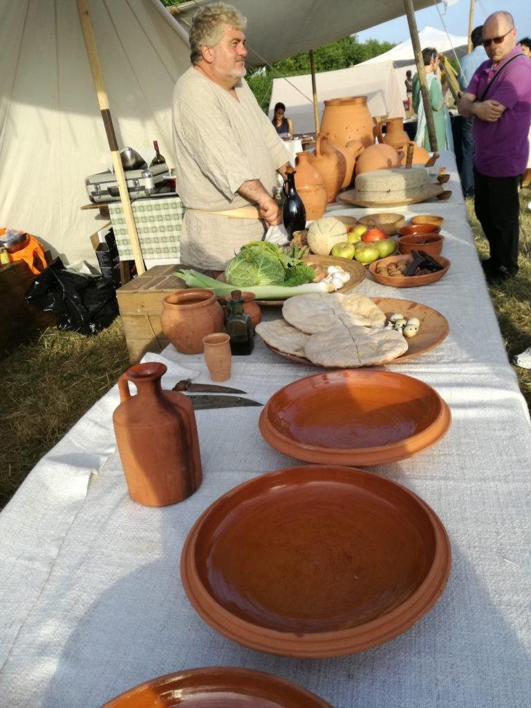 Cucina antica roma legio i italica for Cucina antica roma