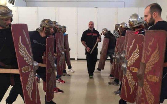 17 -18 Marzo - Addestramento della Legio I Italica