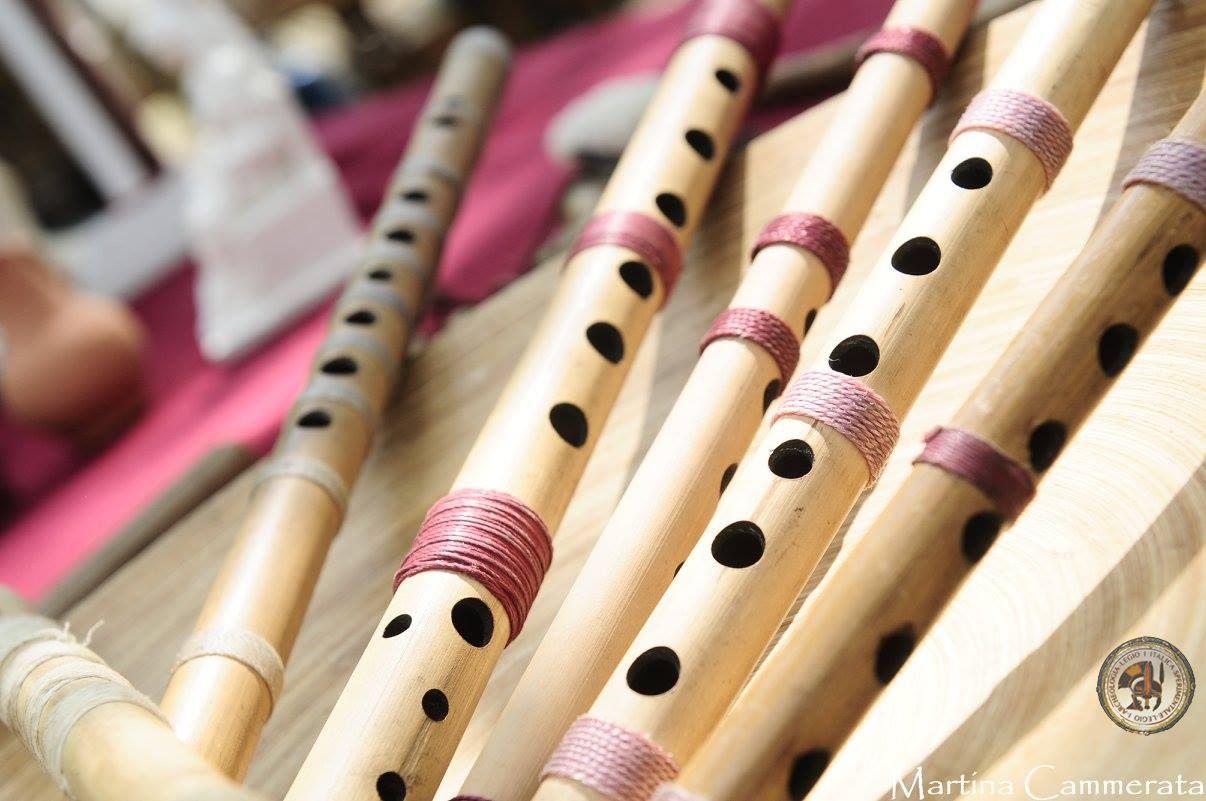 strmenti musicali musica antica roma legio i italica