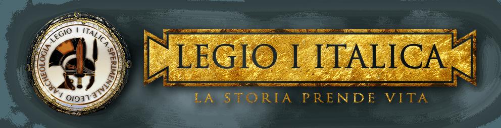 Banner Legio I Italica - La storia prende vita